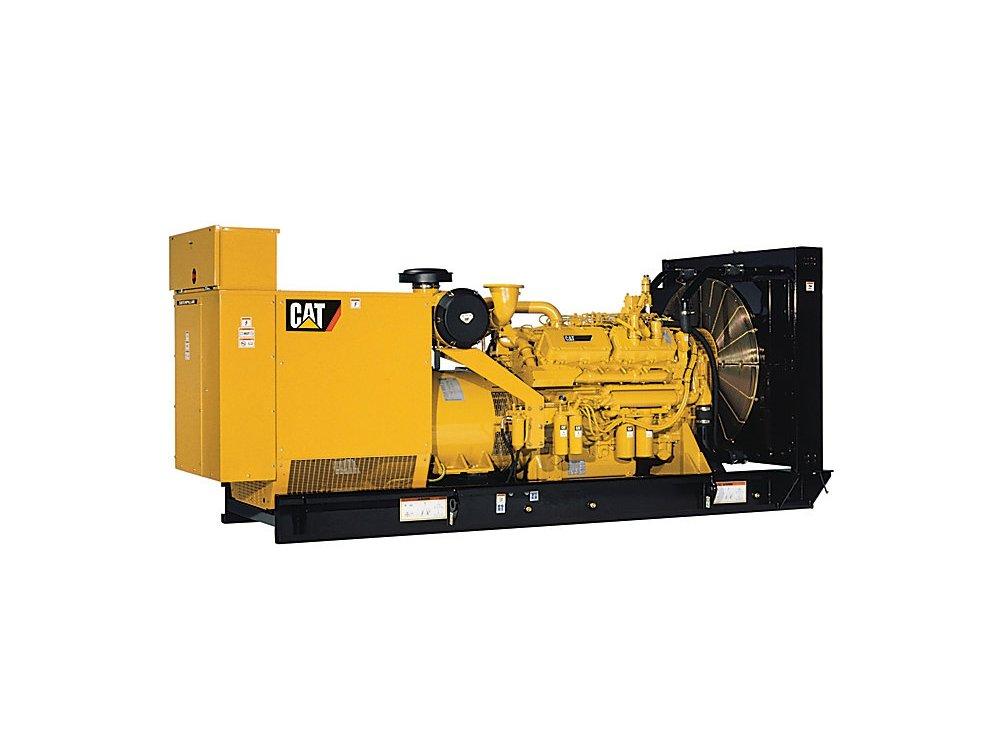 Caterpillar 3412c generator mcfi for Design home resources generator