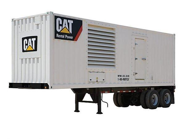 caterpillar xq2000 generator
