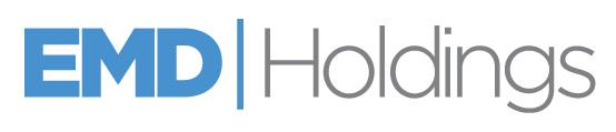 emd | holdings logo